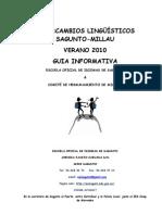 GUIA INTERCAMBIOS