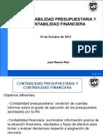 Contabilidad Presupuestaria y Contabilidad Financiera