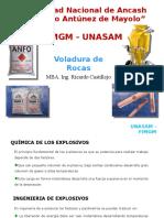Termoquimica de Los Explosivos y Agentes de Voladura[1]