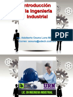 Clase 1 Introduccion a La Ingenieria Industrial1