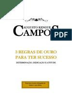 Augusto Kengue Campos - 3 Regras de Ouro Para Ter Sucesso (Baixar)