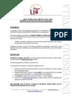 Reglamento Torneo Futbol Sala Ces_16