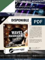 KM-Music Maserati B72