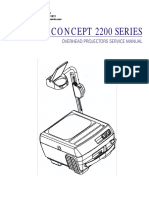 Apollo Concept 2210 Service