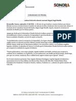 12-09-16 Es Gobernadora Pavlovich referente nacional