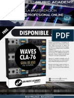 KM-Music Waves CLA-76 Español