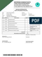 Cetak KRS Mahasiswa 15 Februari 2015