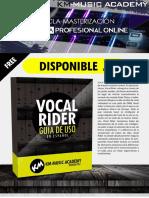 KM-Music Vocal Rider
