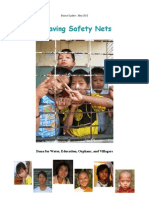 11 Weaving Saftey Nets, Burma Update (May 10)