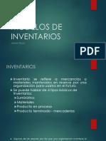 Modelos de Inventarios Eoq