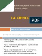La Ciencia Iestp Cañete