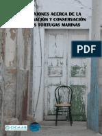 Reflexiones sobre la Conservación y la Investigación de Tortugas Marinas