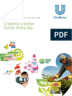 Unilever Supply Chain growth globally