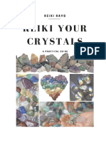 Reiki Your Crystals