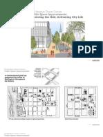 Burlington Town Center - proposed improvements