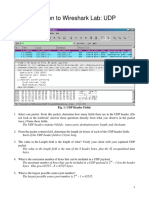 04-Wireshark UDP Solution July 22 2007