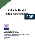 Pilhas de Daniell (Pilhas Electro Quimicas) Augusto Kengue Campos (PDF)
