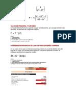 Formula Financieras