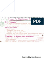 HLTH 1322- Chapter 3 Notes