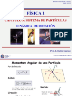 Sistema de Partículas_Parte 2_Dinámica de Rotación