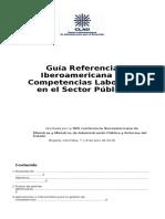 Guía Clad Competencias Oficio Editar