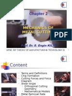 Chapter 2 Mechanics of Metal Cutting.ppt