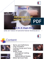 Chapter 2 Mechanics of Metal Cutting.ppt