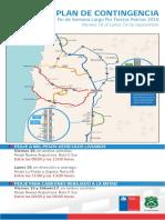Plan de Contingencia Fiestas Patrias