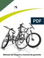 Manual Bicicleta BTwin