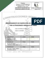 2. Proc. Inspección Soldaduras Paut Benalsa