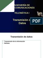 2 Transmisión de Datos
