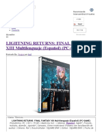 Lightning Returns_ Final Fantasy Xiii Multilenguaje (Español) (Pc-game) - Intercambiosvirtuales