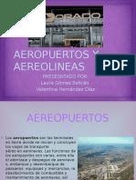 AEROPUERTOS Y AEREOLINEAS.pptx