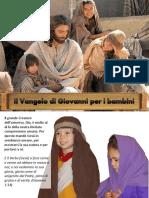 Il Vangelo Di Giovanni Per i Bambini
