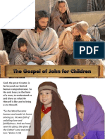 The Gospel of John for Children