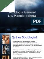 Sociologia General