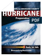 The Official Broward County Hurricane Preparedness Guide