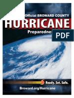 The Official Broward County Hurricane Preparedness Guide