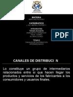Canales de Distribucion Foster