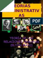 Trabajo de Investigacion (Teorias Administrativas )