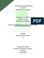 2. Informe de Laboratorio FISICOQUIMICA 2016