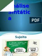 Análise Sintática I.pptx