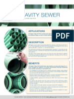 JM Eagle - Gravity Sewer