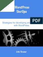 Wordpressdevops Sample
