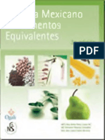Perez a. - Sistema Mexicano de Alimentos Equivalentes 3ed.