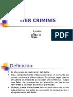 Semana 4 Inter Criminis - Derecho Penal i