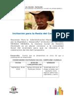 Fiesta Del Campesino