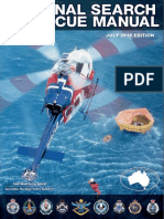 2016 Australian National SAR Manual