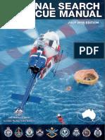 2016 Australian National SAR Manual