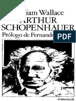 Wallace, William - Arthur Schopenhauer